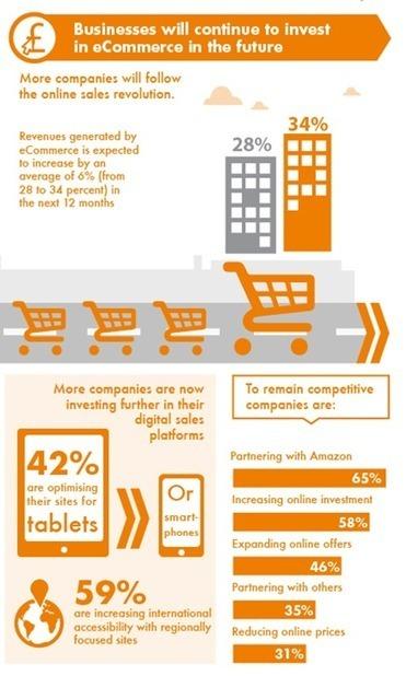 Infographie : Focus sur le secteur e-commerce B2B | Ecommerce - Webmarketing - Le Blog Cible web | e-commerce BtoB & BtoC | Scoop.it