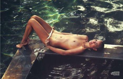 Photos HQ : Laeticia Hallyday nue pour Lui | Radio Planète-Eléa | Scoop.it