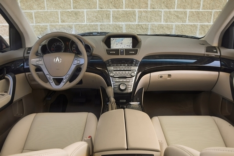 2008 Acura mdx interior | high definition cars wallpapers | Scoop.it