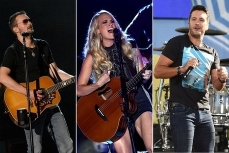 Eric Church, Carrie Underwood and Luke Bryan to Headline 2016 Stagecoach Festival | Country Music Today | Scoop.it