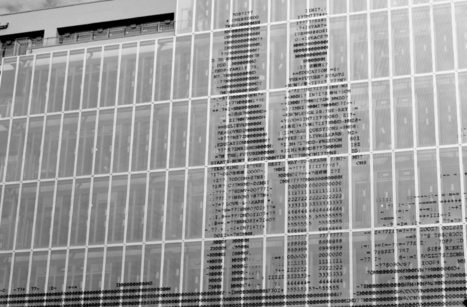 The Future Starts Now - a 20x30 meter ASCII by Rikki Kasso,... | ASCII Art | Scoop.it