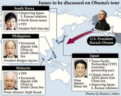U.S. urges both sides to better Tokyo-Seoul relations | Asia-Pacific developments | Scoop.it