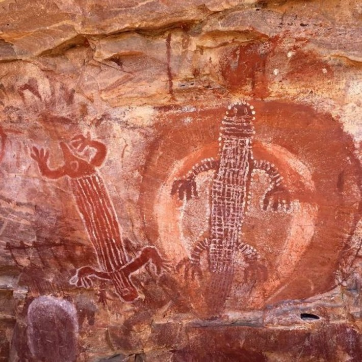 Old Indigenous rock art of the Kimberley rediscovered | ABC (Australie) | Kiosque du monde : Océanie | Scoop.it