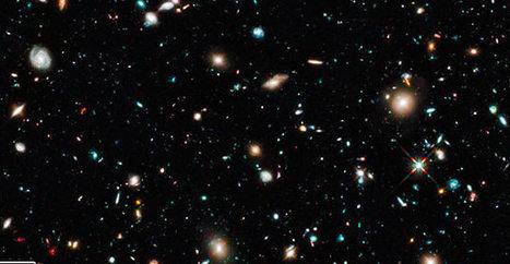 El Hubble descubre la galaxia más antigua del Universo hallada hasta ahora | Biología de Cosas de Ciencias | Scoop.it