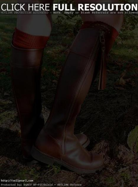 Long Boots Styles For Girls Who Knows How to Carry Any Style - Sellpearl | fashplanet.com | Scoop.it