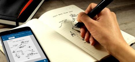 Les jeunes sont encore attachés à l'écriture manuscrite | E-Book, écriture et nouvelles attitudes numériques | Scoop.it