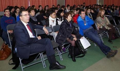 Montauban. Le lycée Michelet en direct avec la Patagonie - LaDépêche.fr   Lycée Antoine Bourdelle : on en parle...   Scoop.it