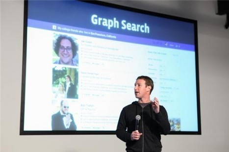 "Graph Search ne tuera pas Google | Patrick CUENOT, ""profiling 2.0 et Digital Media"" | Scoop.it"
