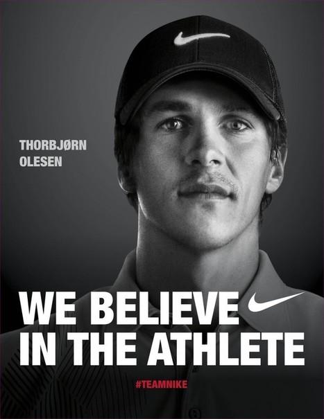 Nike Golf adds Thorbjørn Olesen to its athlete roster   Golf Blog   Golf, Golf Marketing, Golf Equipment, Golf Technology   Scoop.it