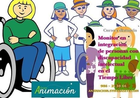 Curso Discapacidad Intelectual | Cursos educacion, trabajo social, integracion social | Scoop.it