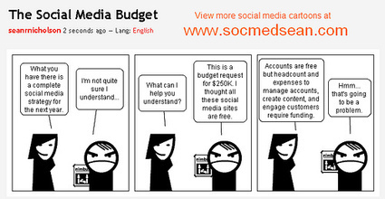 The 3 Worst Ways Companies Waste Money in Social Media | Social Media Today | Explore Social Media | Scoop.it
