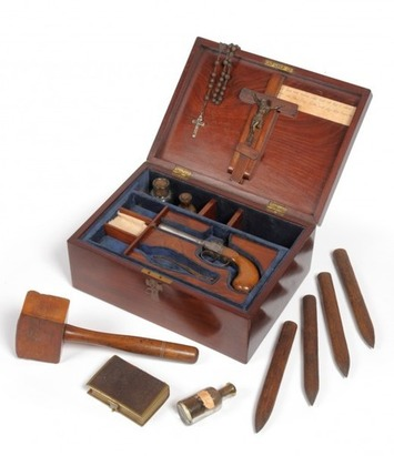 Antique Vampire Kits | Inherited Values | You Call It Obsession & Obscure; I Call It Research & Important | Scoop.it