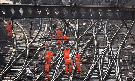 Rail hotline: study pins down the buckle and sag of summer timetables | NERC media coverage | Scoop.it