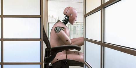 35% des emplois en Grande-Bretagne seront robotisés d'ici 20 ans | Une nouvelle civilisation de Robots | Scoop.it