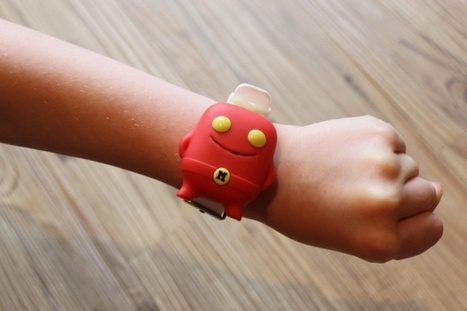 This wearable guides kids through epic quests and teaches them along the way | 2.0 Tech Tools for Education | Scoop.it