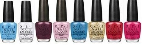 Disney Alice Through the Looking Glass collection OPI - A Beauty Feature | A Beauty Feature | Scoop.it