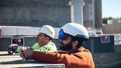 Ce casque de chantier futuriste détecte les malfaçons | Immobilier | Scoop.it