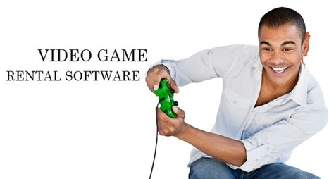 Video Games Rental Software | CommodityRentals | Scoop.it