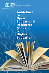 Guidelines for Open Educational Resources (OER) in Higher Education | Commonwealth of Learning | Open Educational Resources in Higher Education | Scoop.it