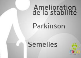 Effet du port de semelles texturées sur la maladie de Parkinson : ERGO RECHERCHE le blog | Semelles | Scoop.it