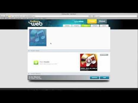 ProShow Web Training | ProShow Producer | Scoop.it