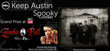 Dell Keep Austin Spooky Contest! | Coupons & Deals | Scoop.it