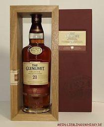 The Glenlivet 21 Archive Speyside Single Malt Scotch Whisky 43% 0,7 Liter | Whisky | Scoop.it