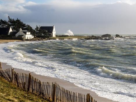 Toilapol - Bretagne - Finistère :  Christine est passée en début de journée (5 photos)  © Paul Kerrien - http://toilapol.net   LA #BRETAGNE, ELLE VOUS CHARME - @TOOLS_BOX @TOOLS_BOX_FR @TOOLS_BOX_EUR ET @BRETAGNE_CHARME   Scoop.it