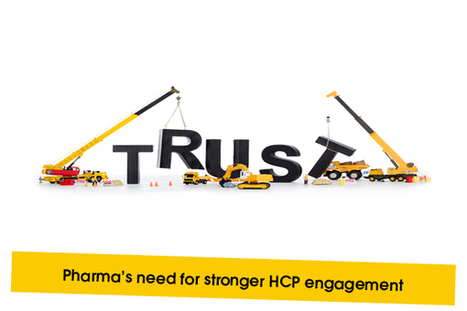 Pharma's need for stronger HCP engagement | Social Media and Pharma | Scoop.it