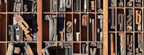 20 of the most beautiful typefaces released last month | Font Lust & Graphic Desires | Scoop.it