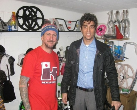 Wheely good Rotherham business provides wheels to BMXers - Postcode Gazette | CycleRotherham | Scoop.it