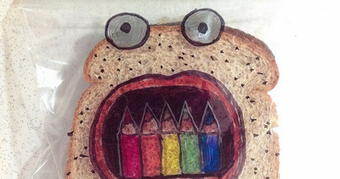 When You See What He Puts On His Kids' Lunches, You'll Understand Why He's The Father Of The Year. | Daily summary. Includes interesting | Scoop.it