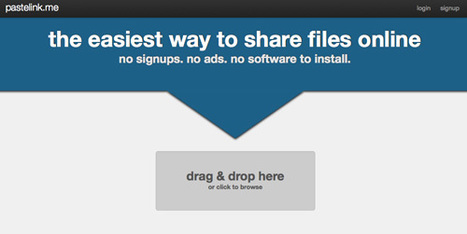 20 Ridiculously Simple File-Sharing Web Tools | Advanced Social Business | Scoop.it