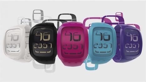 La première smartwatch de Swatch arrive en Août | Crakks | Scoop.it