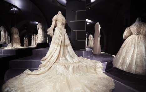 Rijksmuseum | Here comes the bride ... in white, or in black | design exhibitions | Scoop.it