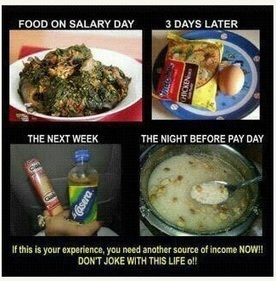 Nigerian Salary Before And After - Naija / Nigeria Funny Videos   NFV   Scoop.it