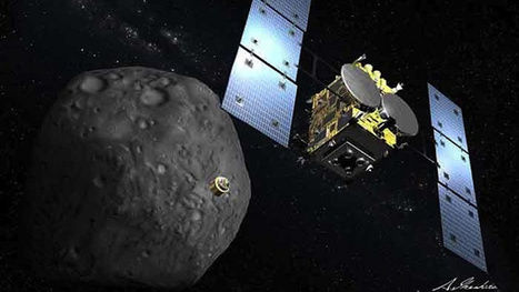Japan Just Successfully Tested Its Asteroid-Shattering Space Cannon | Shock Physics | Scoop.it