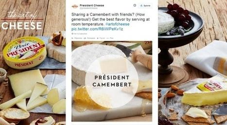 45 jours pour créer un tweet corporate pour le camembert «Président» retweeté... 0 fois | Slate | Social Media tips, tools & beyond | Scoop.it