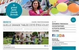 """""""Le Grand Petit Monde Fermob"""", un blog de décoration participatif : Veille du Brand Content   Veille stratégie de contenu web & brand content   Scoop.it"""