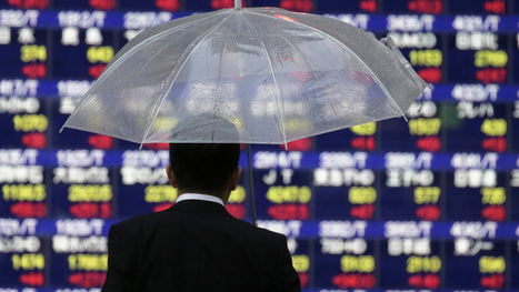 Japan's Stock Market Shrugs Off Recession Worries - Bloomberg | stock market | Scoop.it