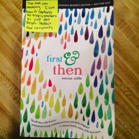 Post It Note Reviews by The Teen: November Edition — @TLT16 Teen Librarian Toolbox | Young Adult Novels | Scoop.it