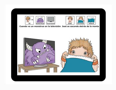 Aprendices Visuales, una app de cuentos y juegos para estimular a niños con autismo   Cómo aprender en la era 2.0   Scoop.it
