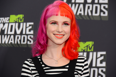 Ryan Seacrest - Hayley Williams Explains Why Band Titled New ... | Paramoreband | Scoop.it