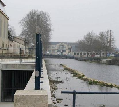 Canal de la Manufacture : le site sera prêt pour l'été #Vienne | ChâtelleraultActu | Scoop.it