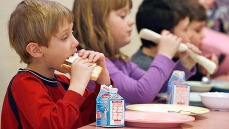 Kids' Lunch Boxes Often Fall Short on Nutrition | Food, Health and Nutrition | Scoop.it