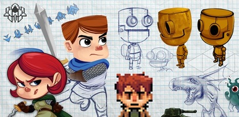 GameSprout: Collaborative Game Design Platform | Play Serious Games | Scoop.it