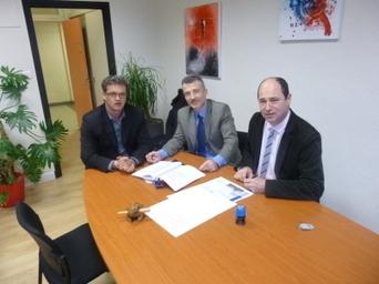 Lycées du Bugey : « Nous devons établir des liens solides avec les entreprises » | Emploi & Formation | Scoop.it