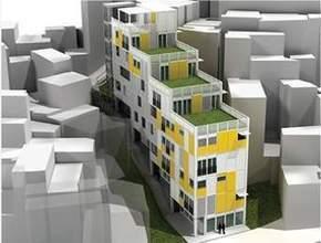 Arquitetura inovadora para conjuntos habitacionais recebe apoio da FINEP | Construção e sustentabilidade | Scoop.it