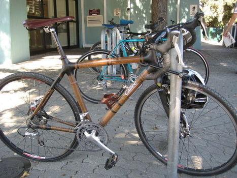 Auto-construction : vélo écologique en bambou/chanvre « Naturellement Chanvre : Le Blog   Usage de la résine Epoxy   Scoop.it