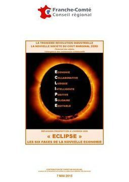 Eclipse Economie Collaborative, Ludique, Intelligente, Positive, Solidaire, Equitable Contribution Du 7 Mai 2015 | La fabrique de paradigme | Scoop.it
